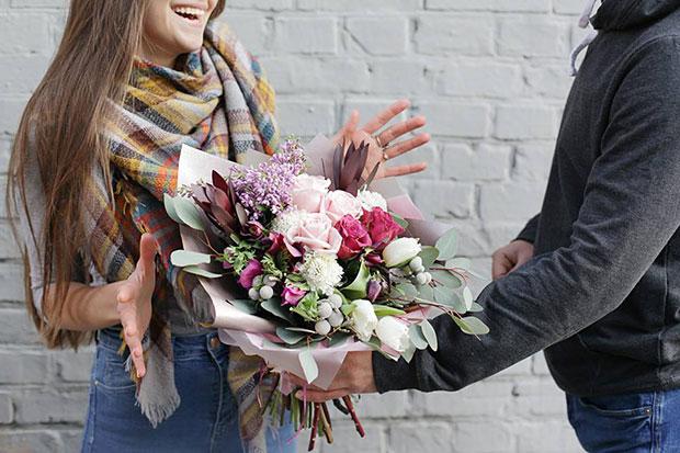 Замовити квіти у Тернополі